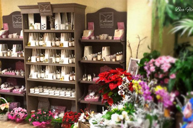 collines de provence boutique bea fleurs nice b a fleurs. Black Bedroom Furniture Sets. Home Design Ideas